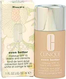 Clinique Even Better Makeup SPF 15-06 Honey MF-G - Dry To Combination Oily Skin