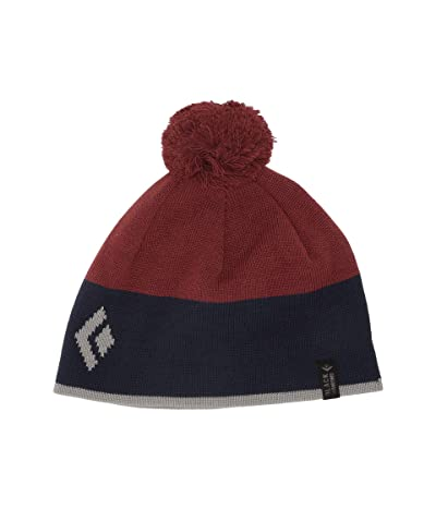 Black Diamond Olympus Beanie (Red Oxide/Eclipse/Limestone) Beanies