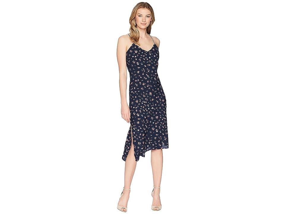 AG Adriano Goldschmied Scarlett Dress (Navy Multi) Women