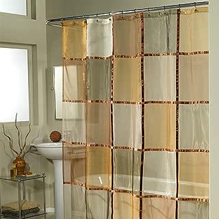 terracotta linen fabric