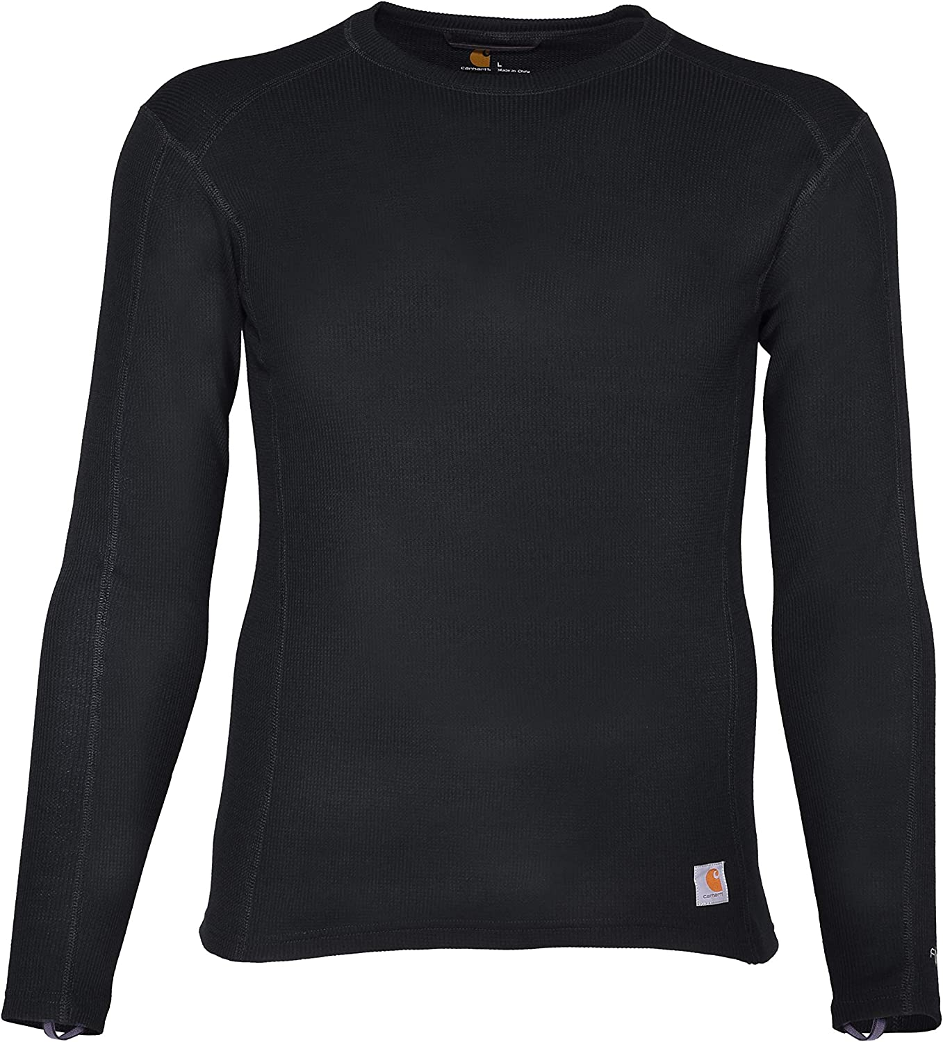 Carhartt Men's Base Force Midweight Classic Crew at  Men's Clothing store