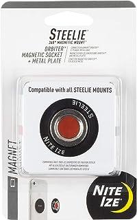 Nite Ize Steelie Orbiter Magnetic Socket - Low Profile Portable Magnetic Car Vent Mount for Smartphones