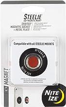 Nite Ize Steelie Orbiter Magnetic Socket and Metal Plate
