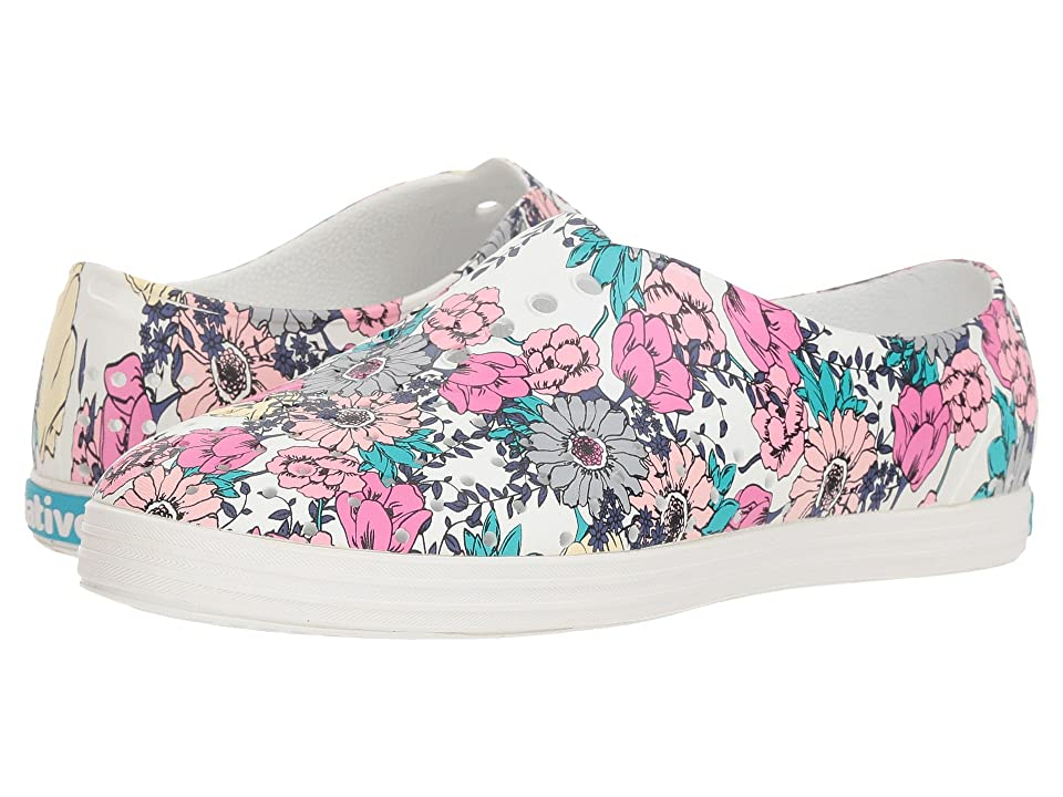 Native Shoes Jericho (Shell White/Shell White/Jardin) Women