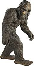 طراحی Toscano Yeti مجسمه باغچه ی بزرگ، بزرگ 28 اینچ، Polyresin، رنگ کامل