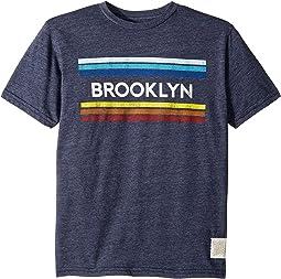 Vintage Tri-Blend Brooklyn T-Shirt (Big Kids)