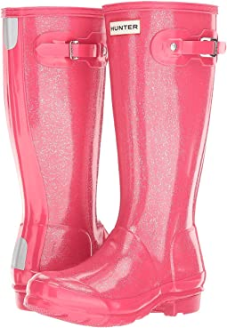 Hunter Kids Original Glitter Rain Boots (Little Kid/Big Kid)