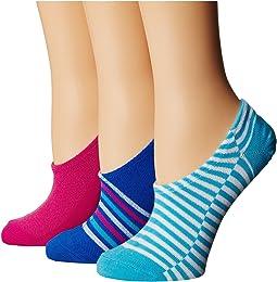 Converse - Chucks Mesh Top Stripe 3-Pair Pack