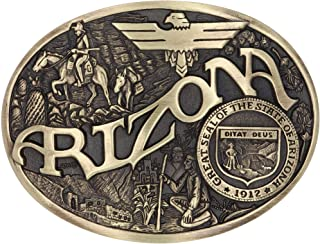 belt buckles arizona