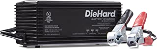 DieHard 71219 6/12V Shelf Smart Battery Charger and 2A Maintainer