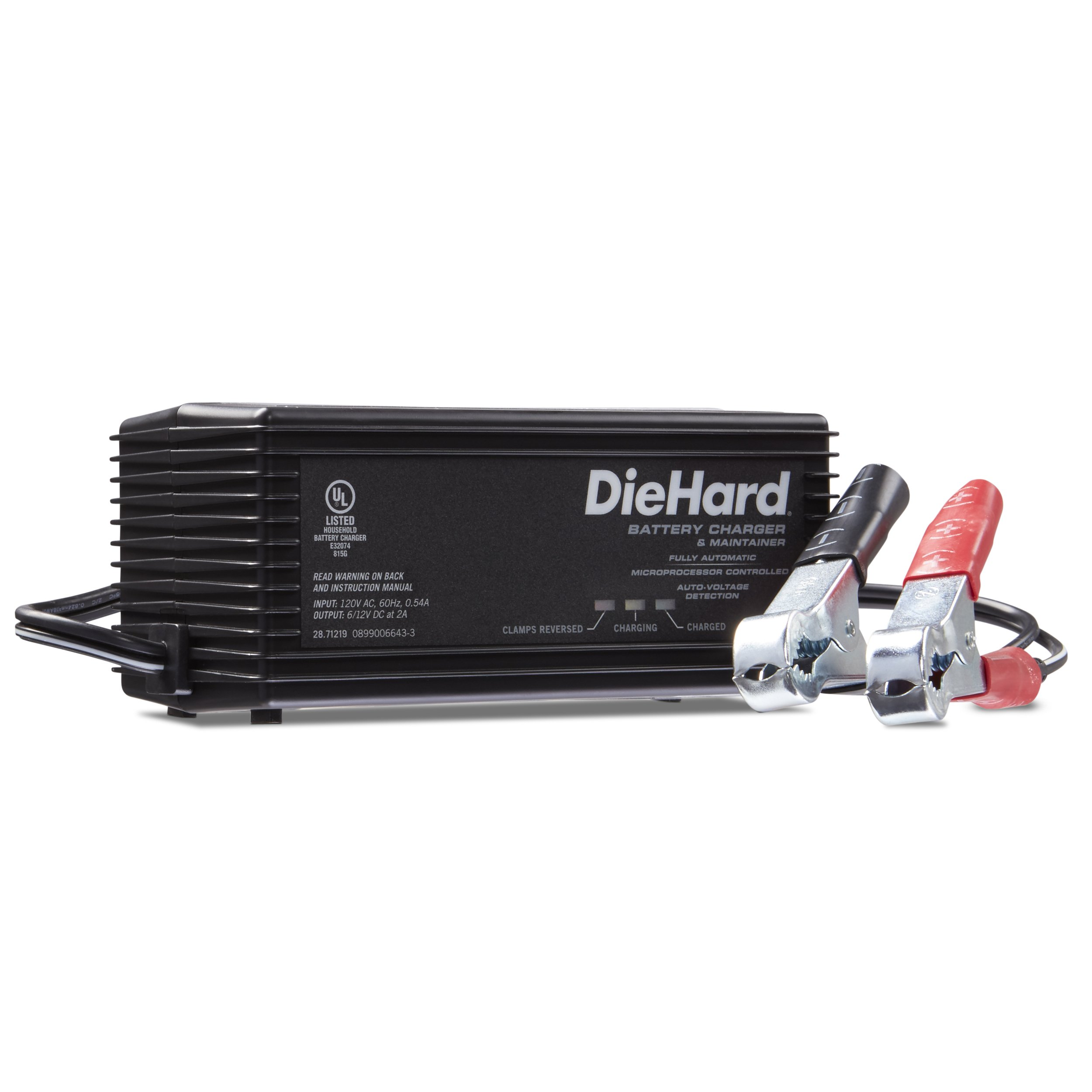 DieHard 71219 Battery Charger Maintainer