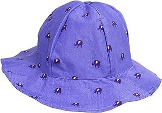 Lofbaz Baby barn rayon söt mössa tryckt spade hattar