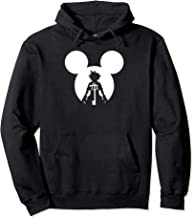 Disney Kingdom of Hearts Mickey Ears Sora Hoodie