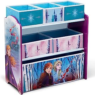 Delta Children Disney Frozen 2 Multi Bin Toy Organizer