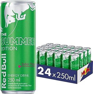 Energético Red Bull Energy Drink, Summer Pitaya, 250 ml (24 latas)