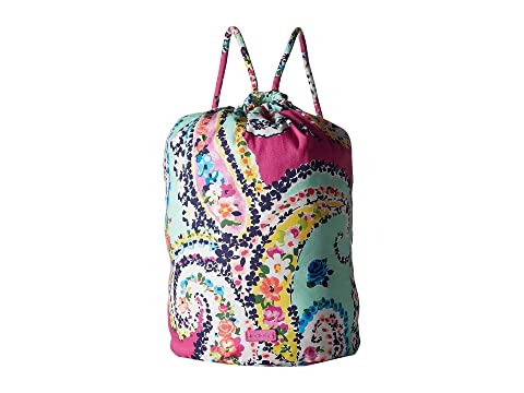 Vera Bradley Iconic Ditty Bag Wildflower Paisley Outlet Finishline Free Shipping Cheap Online e6PHKNUj