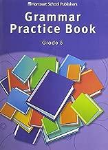 Storytown: Grammar Practice Book Student Edition Grade 5