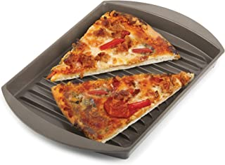Prep Solutions by Progressive Microwavable Plates, Bacon Grill - Small, 1 Piece
