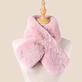 Best pink faux fur wrap Reviews
