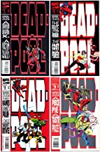 Deadpool Circle Chase Limited Series #1, 2, 3, 4 Complete Limited Series #1-4 (Marvel Comics 1994 - 4 Comics)