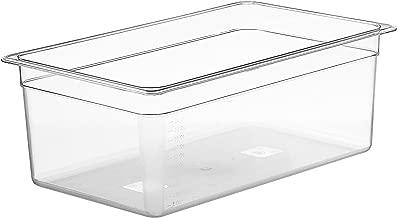 Best sous vide plastic tub Reviews