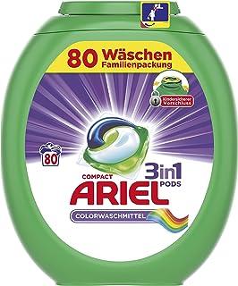 Ariel 3en1Pods Detergente Familia Paquete - 80