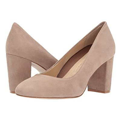 Walking Cradles Matisse (Light Taupe Suede) High Heels