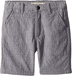 Appaman Kids - Soft Multi Pocket Coastal Shorts (Toddler/Little Kids/Big Kids)