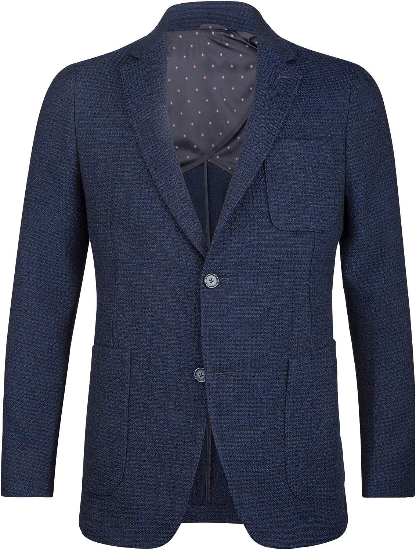 Bugatchi Mens Long Sleeve Blazer