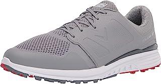 Callaway mens Solana Xt Golf Shoe, Grey, 8.5 Wide US