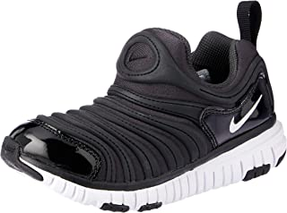 Nike Australia Dynamo Free (PS) Trainers, Anthracite/White-Black