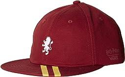 Gryffindor (Harry Potter Vintage Unstructured Hat)