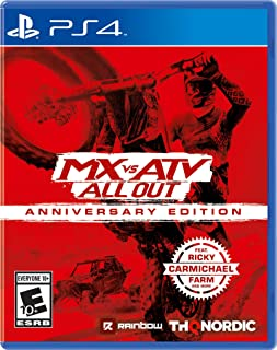 MX Vs ATV All Out - Anniversary Edition for PlayStation 4