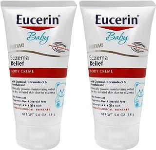 Eucerin Eczema Relief Body Cream, 5 Ounce - 2 Pack