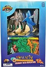 Rhode Island Novelty Aquatic Box Set, 50-Piece