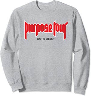 Purpose Tour Merch Sweatshirt