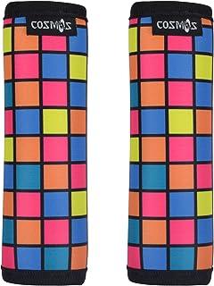 0f311db6de Cosmos Comfort Neoprene Handle Wraps/Grip/Identifier for Travel Bag Luggage  Suitcase (Puzzle