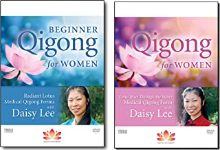 Bundle: Qigong for Women: Medical Forms 2-DVD set with Daisy Lee (YMAA)