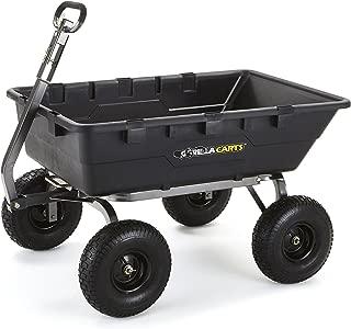 Best strongway steel dump cart Reviews