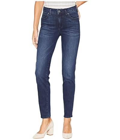 KUT from the Kloth Diana Fab Skinny Jeans in Hold (Hold/Dark Stone Base Wash) Women