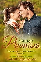 Yesterday's Promises: A Christian Romance (Callaghans & McFaddens Book 9)