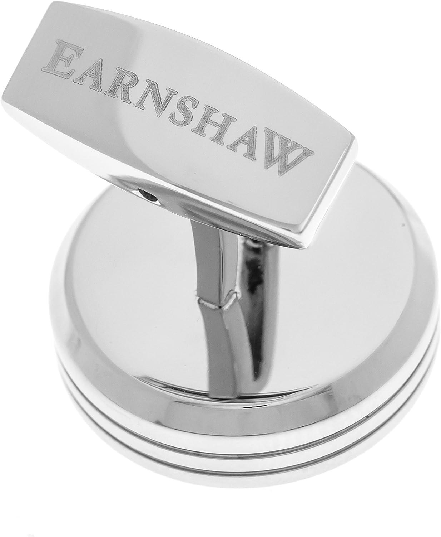 Thomas Earnshaw Silver Tourbillion Cufflinks
