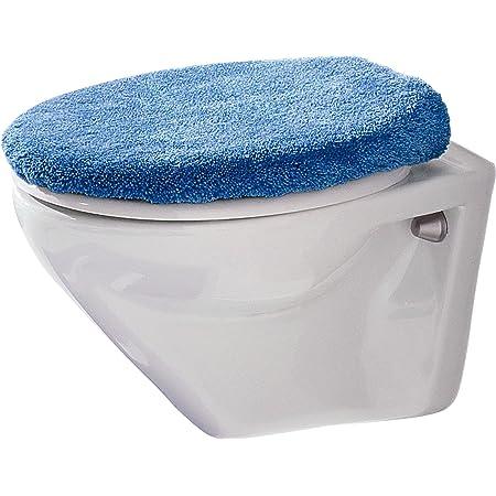 Badezimmer WC Sitzbezug Mat Deckel Soft W/ärmer Stretchable Waschbare Toilette Matte Tuch Pads