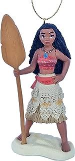 Moana (Princess) Girl Princess of Motunui Figurine Holiday Christmas Tree Ornament - LImited Availability
