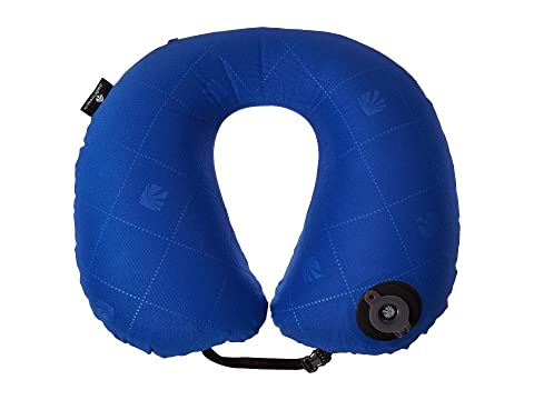 Creek mar Exhale Eagle almohada azul cuello vfngq