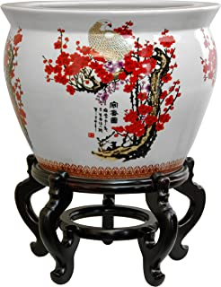 Best large asian planter pots Reviews