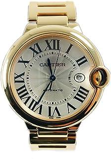 Cartier Ballon Bleu 42mm 18k Yellow Gold WGBB0023-Certified Pre-Owned