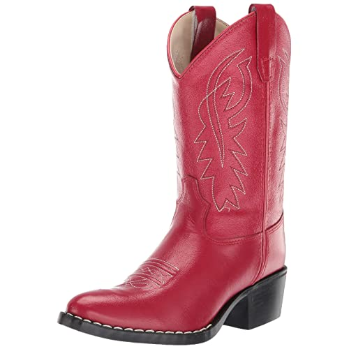 d78d3aebcfb Red Cowboy Boots: Amazon.com