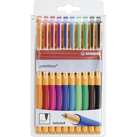 Dark Papers Stylos Gel 0.8 mm Pointe Fine Color/és Stylos /à Paillettes N/éon Stylos Pastel Peinture 10 Stylos /à Encre Gel /Écriture Crayon Gel pour Livres de Coloriage Adultes ou Enfants