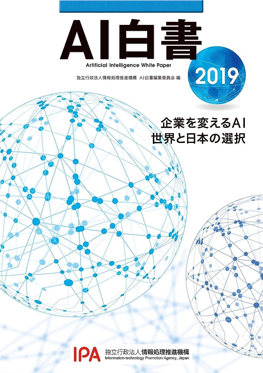 ばか積分振る舞いAI白書 2019 (単行本)